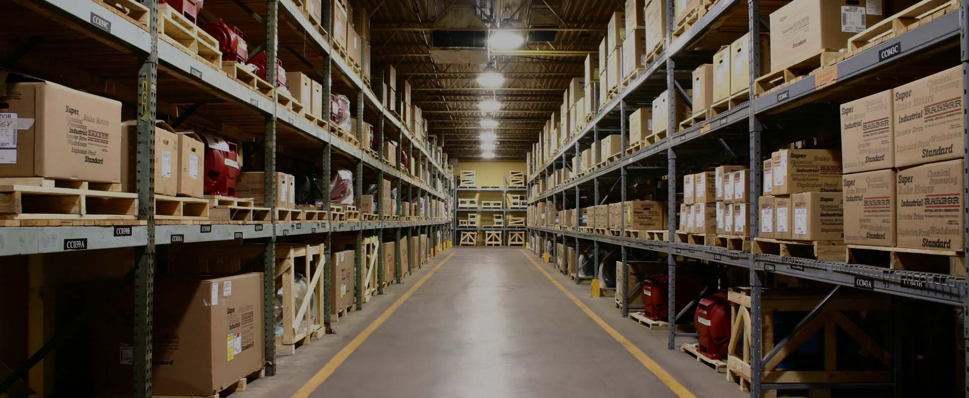 Warehouse space to rent or hire & pallet storage rates